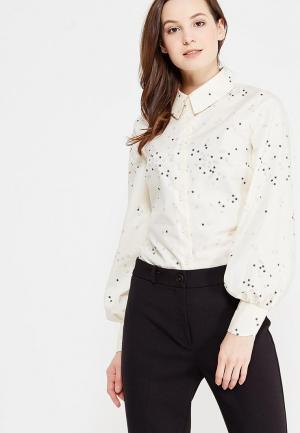 Блуза Lolita Shonidi. Цвет: бежевый