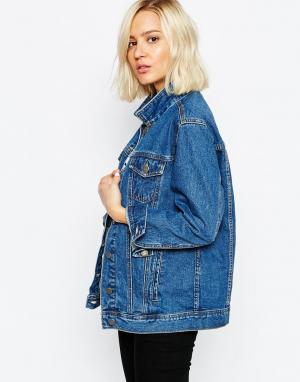 Felisa Denim Jacket Selected