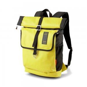 Рюкзак CSM Rolltop Backpack PUMA. Цвет: желтый