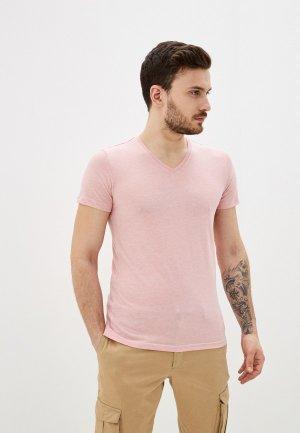 Футболка Colins Colin's. Цвет: розовый