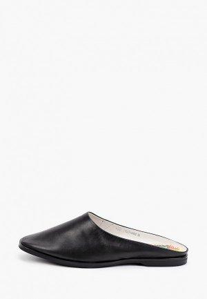 Мюли Just Couture. Цвет: черный