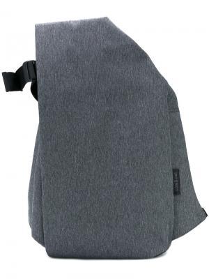 Большая сумка Isar из ткани EcoYarn Côte&Ciel. Цвет: серый