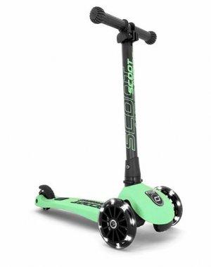 Самокаты и скейтборды SCOOT & RIDE. Цвет: светло-зеленый