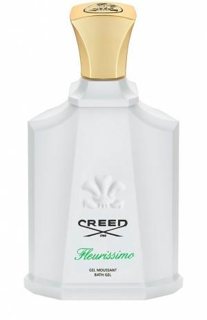 Гель для душа Fleurissimo Creed. Цвет: бесцветный