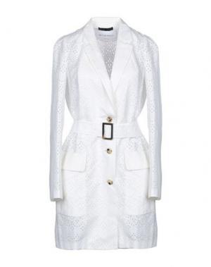 Легкое пальто VIKTOR & ROLF. Цвет: белый