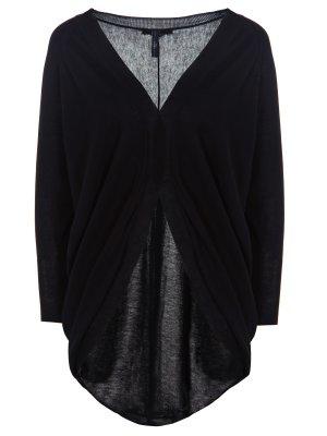 Пуловер свободного кроя HIGH