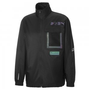 Олимпийка x Felipe Pantone Mens Jacket PUMA. Цвет: черный