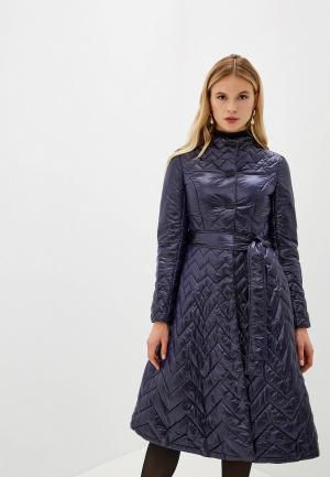 Куртка утепленная Grand Style. Цвет: фиолетовый