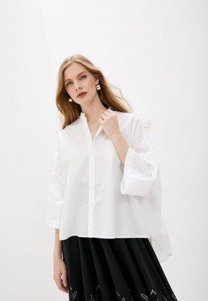 Рубашка High. Цвет: белый