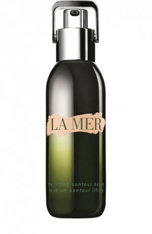 Сыворотка для контурного лифтинга La Mer. Цвет: бесцветный