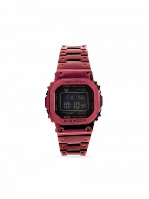 Наручные часы GMW-B5000RD-4ER 43.2 мм G-Shock. Цвет: красный