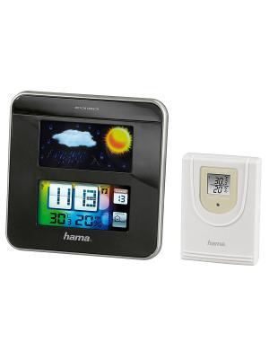 Погодная станция Hama EWS-1200 H-113964 черный. Цвет: черный