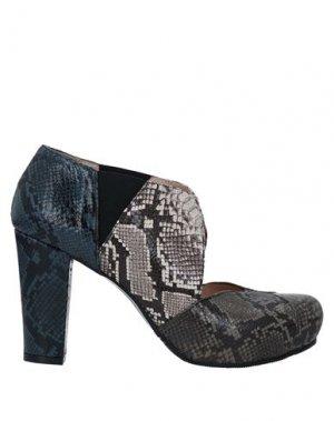 Полусапоги и высокие ботинки I AM. Цвет: хаки