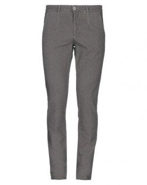Повседневные брюки HAVANA & CO.. Цвет: серый