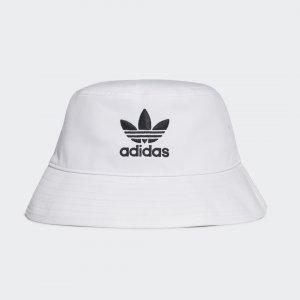 Панама Trefoil Originals adidas. Цвет: белый