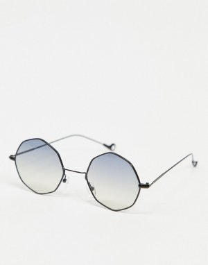 Восьмигранные солнцезащитные очки -Розовый AJ Morgan