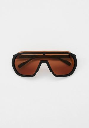 Очки солнцезащитные Kenzo KZ 40125I. Цвет: коричневый