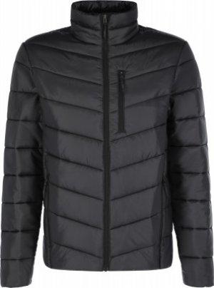 Куртка утепленная мужская , размер 52 Outventure. Цвет: черный