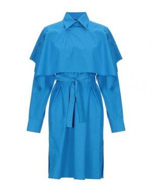 Платье до колена PORTS 1961. Цвет: синий