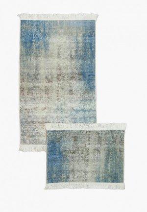 Комплект ковриков Arloni. Цвет: бежевый