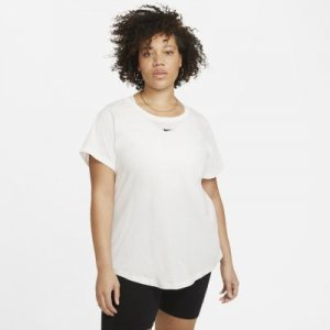 Женская футболка Sportswear (большие размеры) - Белый Nike