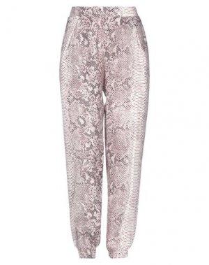 Повседневные брюки GOLD HAWK. Цвет: розовый