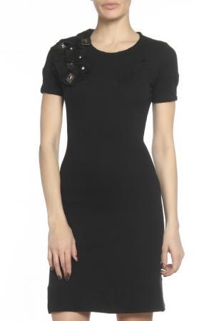 Платье Didier Parakian. Цвет: черный