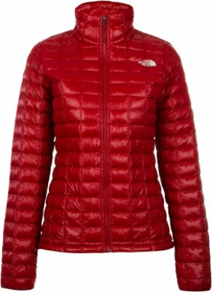 Куртка утепленная женская Eco, размер 42-44 The North Face. Цвет: красный