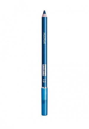 Карандаш для глаз Pupa с аппликатором Multiplay Eye Pencil, 15. Цвет: синий