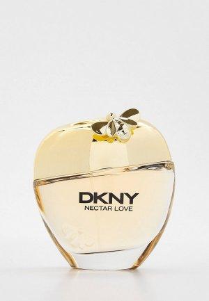 Парфюмерная вода DKNY Nectar Love, 100 мл. Цвет: прозрачный