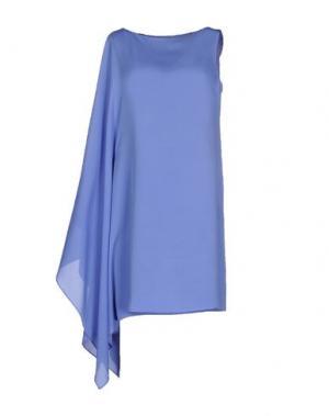 Короткое платье CARAMELO. Цвет: сиреневый