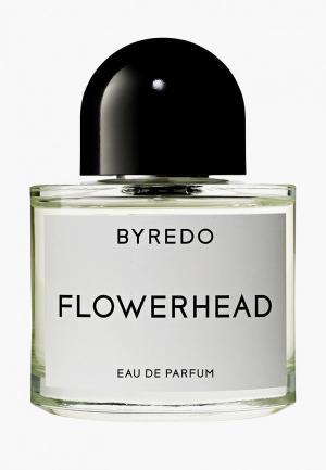 Парфюмерная вода Byredo Flowerhead 50 мл. Цвет: прозрачный