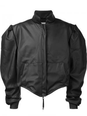Aramis oversize bomber jacket Andreas Kronthaler For Vivienne Westwood. Цвет: чёрный