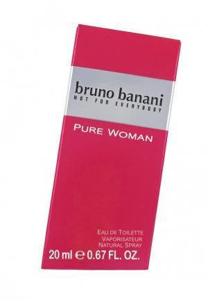 Туалетная вода Bruno Banani Pure Woman 20 мл