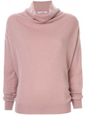 Пуловер с высоким воротником Agnona
