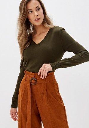 Пуловер Koton. Цвет: хаки