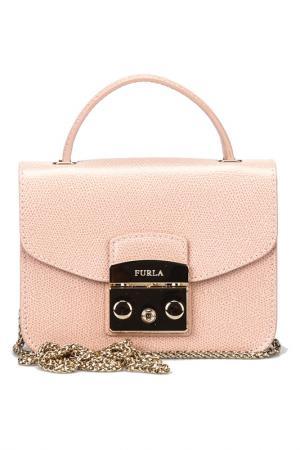 Bag Furla. Цвет: розовый