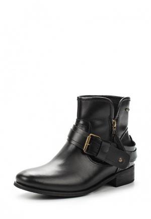 Ботинки Roxy CASTELL. Цвет: черный