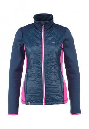 Куртка Icepeak TAYA. Цвет: синий