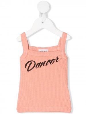 Dancer top Bobo Choses. Цвет: розовый