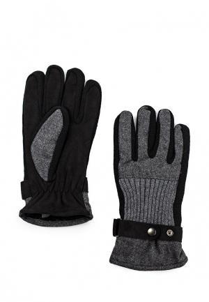 Перчатки FiNN FLARE. Цвет: серый