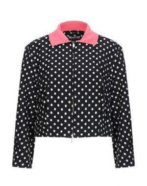 Куртка ALTEЯƎGO. Цвет: черный