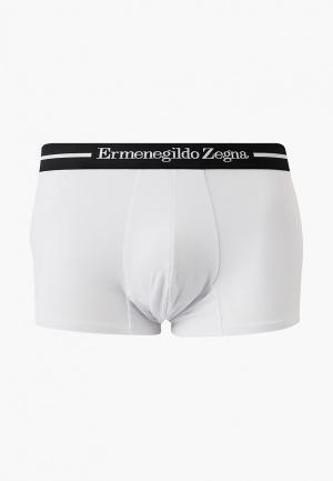Трусы Ermenegildo Zegna. Цвет: белый