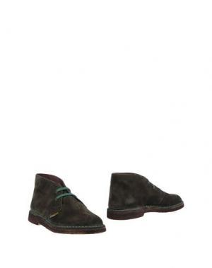 Полусапоги и высокие ботинки ARMATA DI MARE. Цвет: темно-зеленый