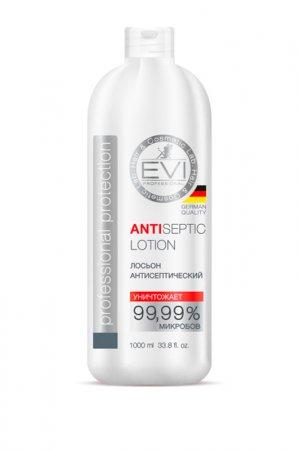 Лосьон антисептический 1 л EVI professional. Цвет: белый