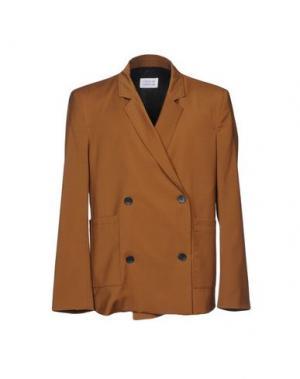 Пиджак LIBERTINE-LIBERTINE. Цвет: коричневый