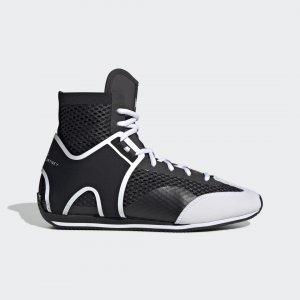 Кроссовки Boxing by Stella McCartney adidas. Цвет: черный
