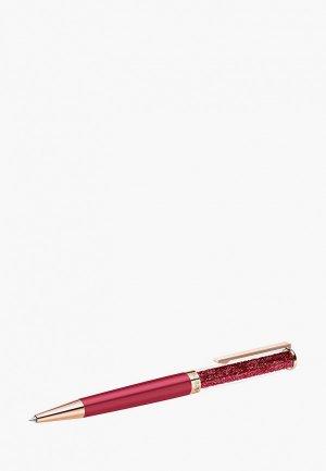 Ручка Swarovski® Crystalline. Цвет: красный