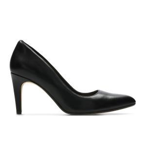 Туфли из кожи Laina Rae CLARKS. Цвет: черный