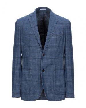 Пиджак BOGLIOLI. Цвет: синий